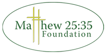 Matthew 25:35 Foundation